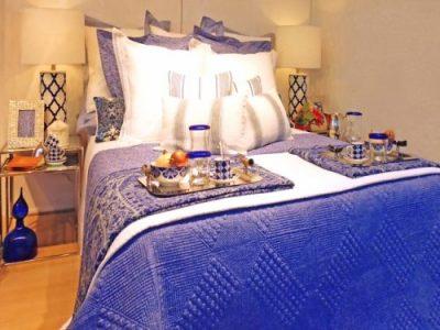 寝室風水~カーテンなどインテリアの色使いで幸運を呼ぶ【東方角編】