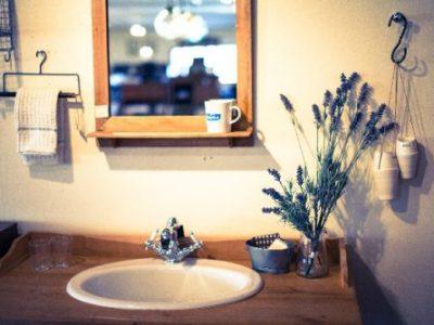 お風呂・洗面所風水~インテリアが運気を左右する~